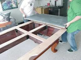 Pool table moves in Cincinnati Ohio