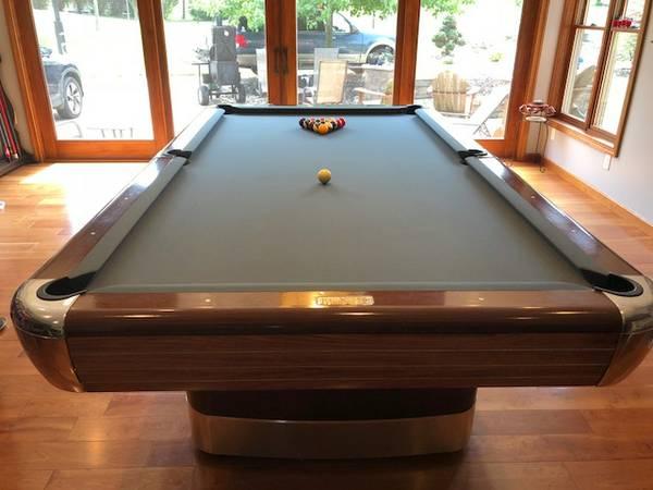 Pool Tables For Sale In CincinnatiSOLO Cincinnati Pool Table - Brunswick anniversary pool table for sale