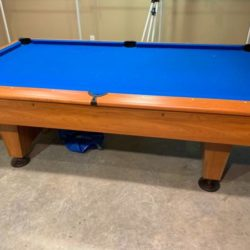 Kasson 8' Pool Table