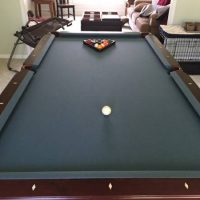 Billiards-Pool Table