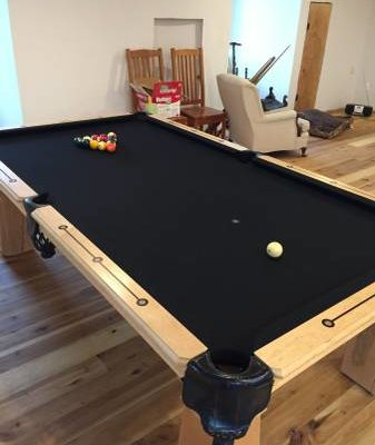 Goor Gulch Pool Table