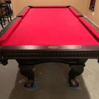 Spencer and Marston Prato 8ft Pool Table