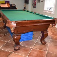 Brunswick Prestige Pool Table; Accessories Available