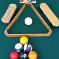 Olhausen full Size 8ft Billiards Pool Table