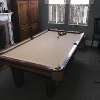 Berringer Pool Table