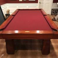 Limited edition Peter Vitalie Pool Table
