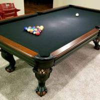 Brunswick Glenwood Pool Table & Accessories