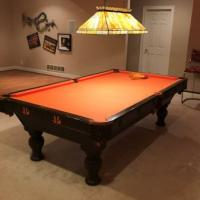 American Billiards Pool Table