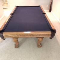 Steepelton 8 Pool Table
