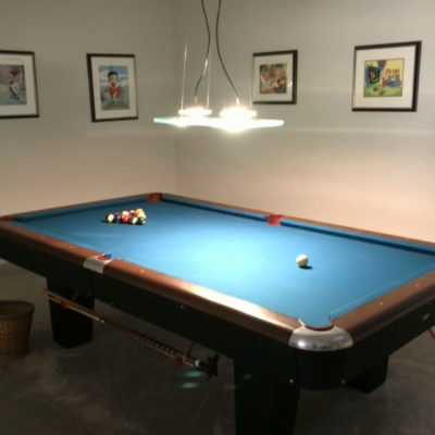 Top Line Pool Table for Sale
